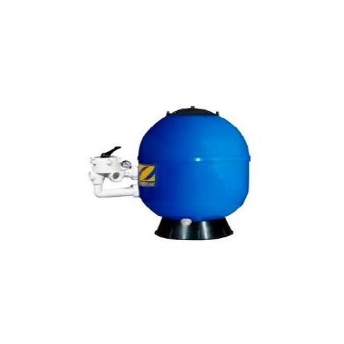 Filtro Boreal Ø 640 + Válvula selectora 6 vías