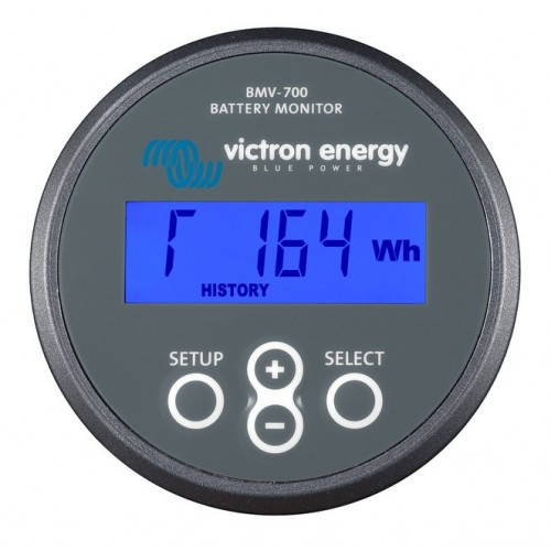 Battery Monitor BMV-702 BLACK
