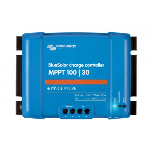 MPPT Control (VE.Direct cable not included)