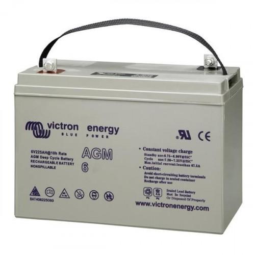 12V/115Ah AGM Telecom Batt.  (M8)