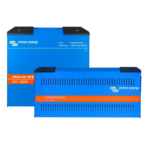 Lithium HE battery 24V/200Ah 5kWh