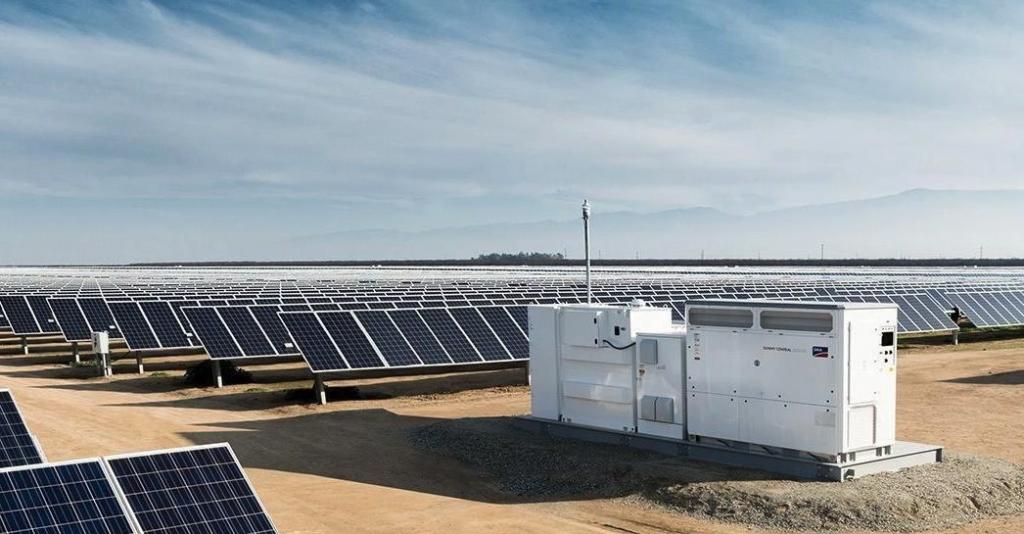 inversor central solar para autoconsumo eléctrico