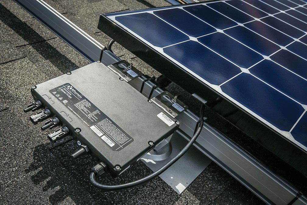 micro inversor para instalaciones de autoconsumo eléctrico