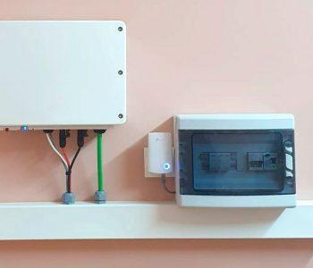 inversor solar para instalación de autoconsumo eléctrico
